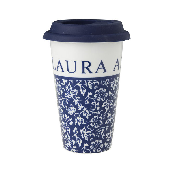 Laura Ashley Coffee to go 370 ml Sweet Alyssum
