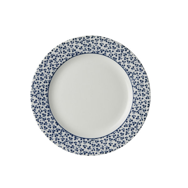 Laura Ashley Teller/Plate    D 18 Floris