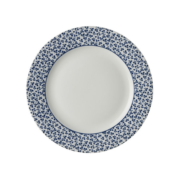 Laura Ashley Teller/Plate   D 20 Floris