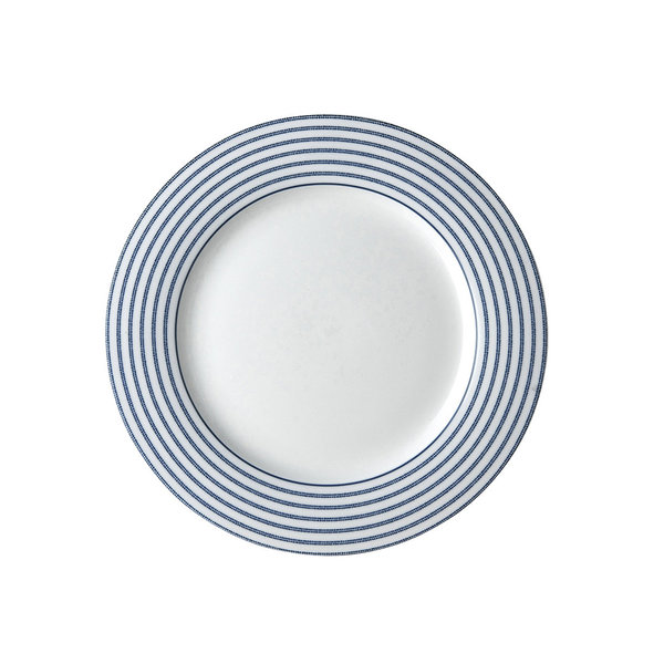 Laura Ashley Teller/Plate  D 23 Candy Stripe
